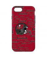 Tampa Bay Buccaneers - Blast iPhone 8 Pro Case