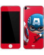 Baby Captain America Apple iPod Skin
