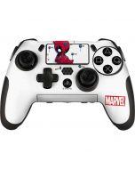 Baby Deadpool PlayStation Scuf Vantage 2 Controller Skin