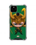 Baby Loki Google Pixel 5 Clear Case