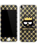 Badtz Maru Crown Apple iPod Skin
