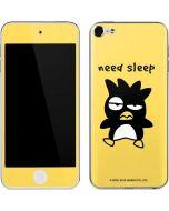 Badtz Maru Need Sleep Apple iPod Skin