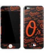 Baltimore Orioles - Cap Logo Blast Apple iPod Skin