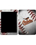 Baltimore Orioles Game Ball Apple iPad Skin