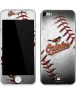 Baltimore Orioles Game Ball Apple iPod Skin