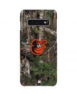Baltimore Orioles Realtree Xtra Green Camo Galaxy S10 Plus Lite Case