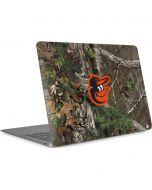 Baltimore Orioles Realtree Xtra Green Camo Apple MacBook Air Skin