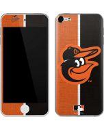 Baltimore Orioles Split Apple iPod Skin