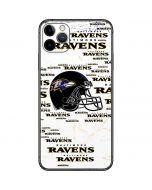 Baltimore Ravens - Blast iPhone 11 Pro Max Skin