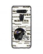 Baltimore Ravens - Blast LG K51/Q51 Clear Case
