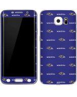 Baltimore Ravens Blitz Series Galaxy S6 Edge Skin