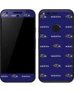 Baltimore Ravens Blitz Series Google Pixel Skin