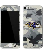 Baltimore Ravens Camo Apple iPod Skin