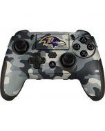Baltimore Ravens Camo PlayStation Scuf Vantage 2 Controller Skin