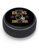 Baltimore Ravens Helmet Amazon Echo Dot Skin