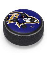 Baltimore Ravens Large Logo Amazon Echo Dot Skin