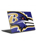 Baltimore Ravens Large Logo HP Envy Skin