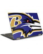 Baltimore Ravens Large Logo Dell XPS Skin