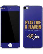 Baltimore Ravens Team Motto Apple iPod Skin