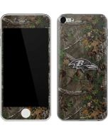 Baltimore Ravens Realtree Xtra Green Camo Apple iPod Skin