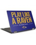 Baltimore Ravens Team Motto Dell XPS Skin