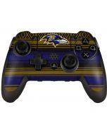 Baltimore Ravens Trailblazer PlayStation Scuf Vantage 2 Controller Skin
