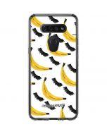 Banana Lash LG K51/Q51 Clear Case