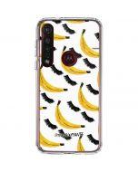 Banana Lash Moto G8 Plus Clear Case