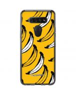 Bananas LG K51/Q51 Clear Case