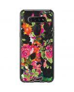 Baroque Roses LG K51/Q51 Clear Case