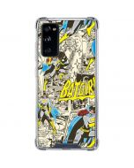 Batgirl All Over Print Galaxy S20 FE Clear Case