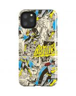 Batgirl All Over Print iPhone 11 Pro Max Impact Case