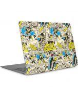 Batgirl All Over Print Apple MacBook Air Skin