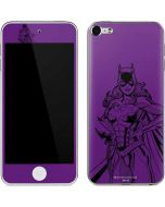 Batgirl Comic Pop Apple iPod Skin