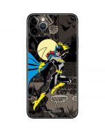 Batgirl Mixed Media iPhone 11 Pro Max Skin