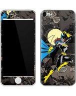 Batgirl Mixed Media Apple iPod Skin