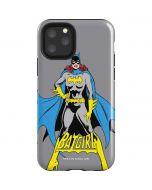 Batgirl Portrait iPhone 11 Pro Impact Case