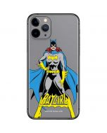 Batgirl Portrait iPhone 11 Pro Skin
