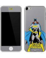 Batgirl Portrait Apple iPod Skin