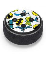 Batman Action All Over Print Amazon Echo Dot Skin