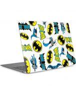 Batman Action All Over Print Apple MacBook Air Skin