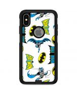 Batman Action All Over Print Otterbox Commuter iPhone Skin