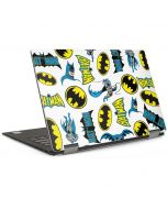 Batman Action All Over Print Dell XPS Skin