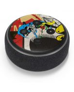 Batman and Robin Vintage Amazon Echo Dot Skin