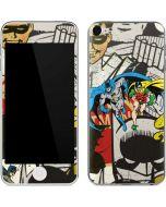 Batman and Robin Vintage Apple iPod Skin