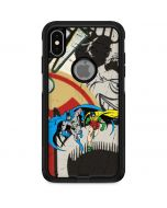 Batman and Robin Vintage Otterbox Commuter iPhone Skin