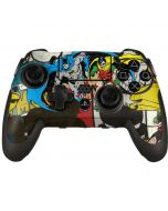 Batman and Robin Vintage PlayStation Scuf Vantage 2 Controller Skin