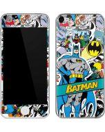 Batman Comic Book Apple iPod Skin