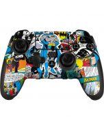 Batman Comic Book PlayStation Scuf Vantage 2 Controller Skin