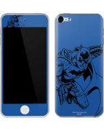 Batman Comic Pop Apple iPod Skin